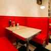 自家製ハンバーガー Nomad diner - 内観写真: