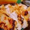 らくだのこぶ - 料理写真:大山鶏特大もも肉一枚焼き