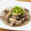 ひだりうま - 料理写真:◆馬すじ煮込み◆