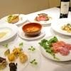 VIA EMILIA - 料理写真:シェフのスペシャルコース、イタリアの伝統料理と旬の食材を合わせた自慢のコース