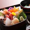 満寿家 - 料理写真:ランチ 海鮮ちらし