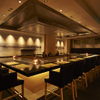 鉄板焼 銀明翠 - 料理写真:店内メインカウンター