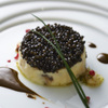 鉄板焼 銀明翠 - 料理写真:魔法のキャビア