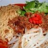 銀座小はれ日より - 料理写真:元祖冷やし担々麺(夏季限定・おまかせコースの1品としてご用意)