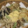 旬菜食健 ひな野 - 料理写真:揚げたての天ぷら!1