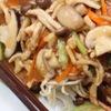 八重洲大飯店 - 料理写真:秋の具沢山やきそば \1,200