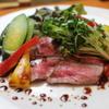 大阪産(もん)料理 空 - 料理写真:大阪もんの梅ビーフ