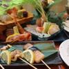 大阪産(もん)料理 空 - 料理写真:コース料理一例