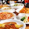 イタリアンダイニング マッシュルームプライム - 料理写真:多彩なイタリア料理を楽しめるのがうれしい魅力