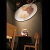 マンゴツリーカフェ - 内観写真:当店イチオシメニューのガパオの大きなイラスト!