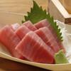 新宿思い出横丁 トロ函 - 料理写真:トロ鮪の切り落とし ¥768
