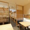 天ぷら新宿つな八 - 内観写真:テーブル席