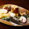 Bistro いちご - 料理写真:お誕生日などのサプライズデザートとしてお名前を入れることも可能です。