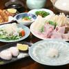 富ちゃん - 料理写真:ふぐ特選コース