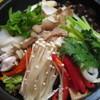 名家 - 料理写真:きのこ鍋