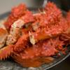 根室食堂 - 料理写真:根室産 花咲ガニ