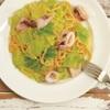 和カフェ yusoshi chano-ma - 料理写真:たっぷりキャベツと明太子のクリームパスタ