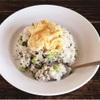 和カフェ yusoshi chano-ma - 料理写真:塩昆布チャーハン 卵のっけ