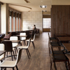 ベーカリーアンドテーブル箱根 - 内観写真:2Fカフェ店内