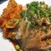 好ちゃん - 料理写真:まずは、ゆで豚とキムチ