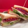 MARUYAテラス - 料理写真:ブリーチーズのサンドイッチ