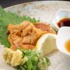 地酒蔵大阪 - 料理写真:つしま地鶏の生肝