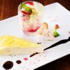 Coboカフェ - 料理写真:ランチタイムに『プチデザートセット』をつけて