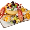 カフェテラス銀木犀 - 料理写真:スーパーパンケーキ