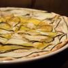 ピッツェリアラウンジソル - 料理写真:スライス茄子のPIZZA