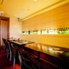 イタリアンダイニング マッシュルームプライム - 内観写真:開放感あふれる店内でほっとくつろぎのひと時