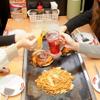 鶴橋風月 - 料理写真:鶴橋風月でお好呑みパーティー!