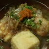 北陸旬鮮 北の旬 - 料理写真:揚げ出し豆腐