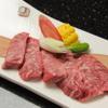 麻布 韓日館 - 料理写真:厚切り特選上ハラミ