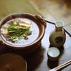 螢月 - 料理写真:熊本産、活スッポンを使用。一昼夜かけてじっくりとダシをとり、極上のスープを作ります。