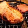 炎 - 料理写真:サムギョプサルと牛タン
