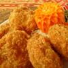 熱帯食堂 - 料理写真:熱帯一番人気☆海老のすり身揚げ「トートマンクン」ぷりっぷり感涙の美味さ!