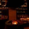 bar 松虎 - 内観写真:4~8名様までお掛けいただけるテーブル席もございます。