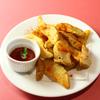 インドレストラン ガンジス - 料理写真:スパイシーチキン