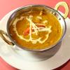 インドレストラン ガンジス - 料理写真:ミックスベジタブルカレー