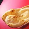 インドレストラン ガンジス - 料理写真:ナン