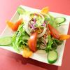 インドレストラン ガンジス - 料理写真:ミックスグリーンサラダ