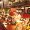 Spanish Bar Pasion - 内観写真:カウンターでのひとり飲みも大歓迎!!