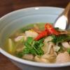 大阪カオマンガイカフェ - 料理写真:鶏のトムヤムスープ