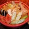 べいらっきょ - 料理写真:スープカレー鍋飲み放題セット(一人前価格)
