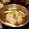 チーズタッカルビ&タッカンマリ専門店ここや - 料理写真:タッカンマリ ハリギリ・高麗人参などの薬膳食材と鶏一羽を丸ごと楽しめる韓国で定番人気の鍋!コラーゲン&ヒアルロン酸たっぷりの身体にやさしいヘルシー鍋。 2680円(2~3人前)(税抜)