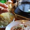 tama - 料理写真:たま名物、焼きしゃぶサラダ