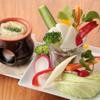 クラフトビアキッチン - 料理写真:新鮮野菜のバーニャカウダー