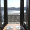 つつじの茶屋 - 内観写真:芦ノ湖と箱根の山々の絶景がおもてなし