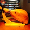 わいん家 - 内観写真:スペイン産ハモン・セラーナ