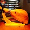 わいん家 - 料理写真:スペイン産ハモン・セラーノ700円